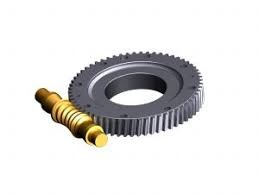 42CrMo Or 50Mn Slewing Bearing External Gear For Wind Power Field