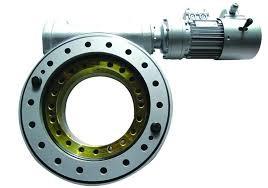 Excavator Model EX120-2 hardened 50 Mn raceway & internal gear slewing ring bearing