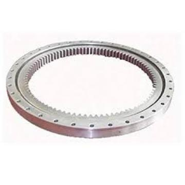 Four contact ball slewing bearing and ring used in machine parts replacement