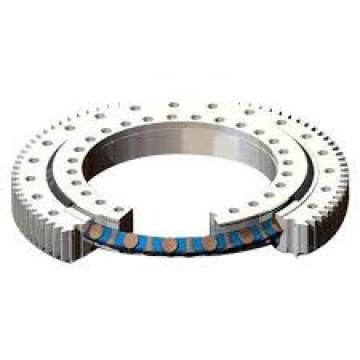 High rotating speed four point contact slewing ring bearing with external gear for rotatory machinery