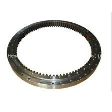 large diameter with gear single row ball slewing bearing turntable for overhead working truck