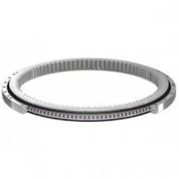 Solar tracking system slewing ring bearing with worm drive slew ring