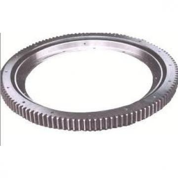 Single row ball internal gear swing ring slewing bearing for truck crane