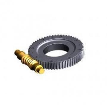 Cat E120B Internal quenched teeth single row steel ball 4 contact points slewing ring bearing
