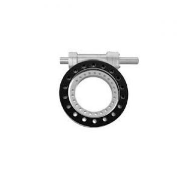 Rotational rolling-element bearing horizontal platform mounted slewing ring bearing