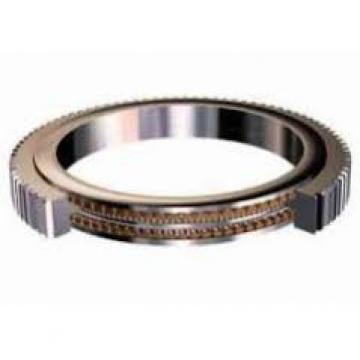 Proper grease fill less  premature failure Circular hardened raceway slewing ring bearing