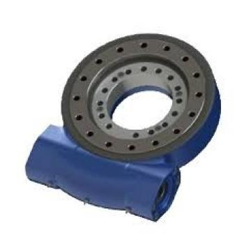 External gear four point contact ball slewing ring bearing for medium duty crane