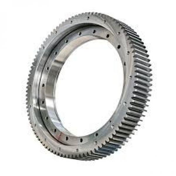Single Row 50 Mn Hardened Gear Outer Gear Slewing Ring Bearing For Boom Truck #2 image