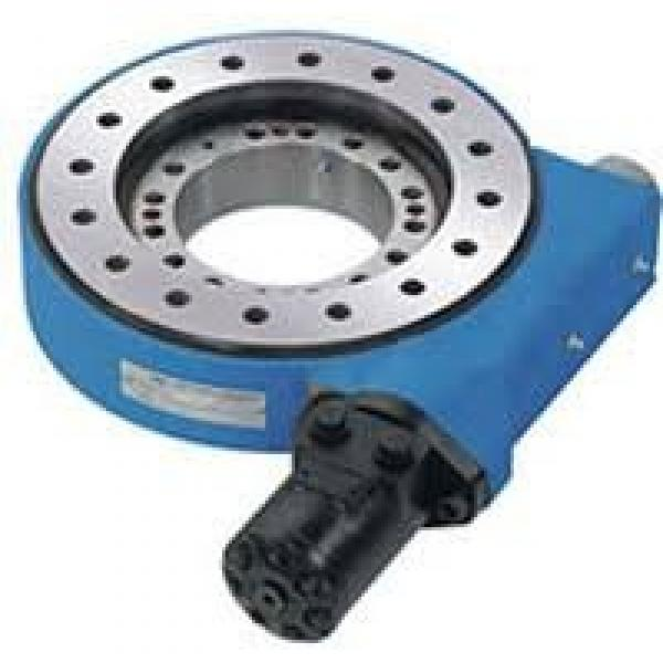 RK6-22P1Z slewing bearing for industrial positioners #1 image