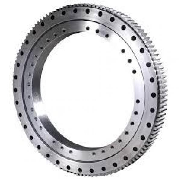 Single Row Ball Slewing Bearing External Gear for Excavator #1 image