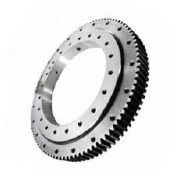 VU200405 Four point contact slewing bearing (without gear teeth) #1 image