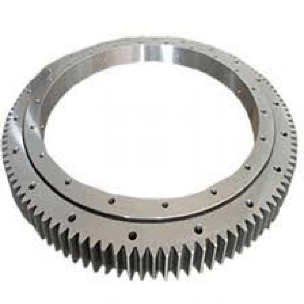 Hitachi EX100-3  part number9102726 internal heat treated swing slewing ring bearing #3 image