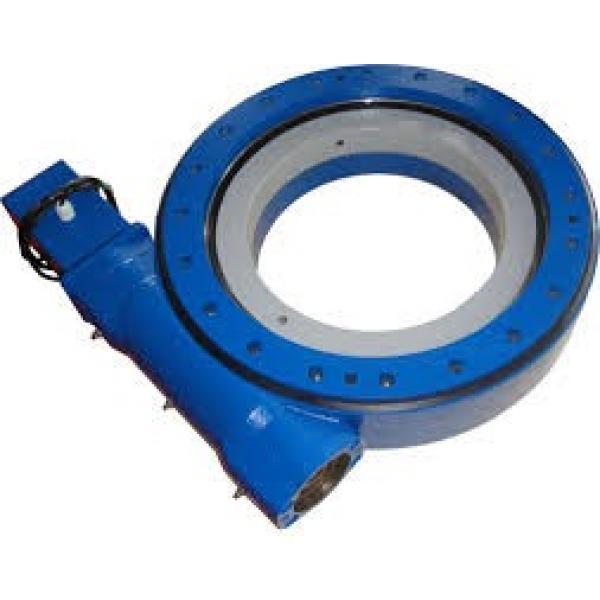 Hitachi EX100-3  part number9102726 internal heat treated swing slewing ring bearing #1 image