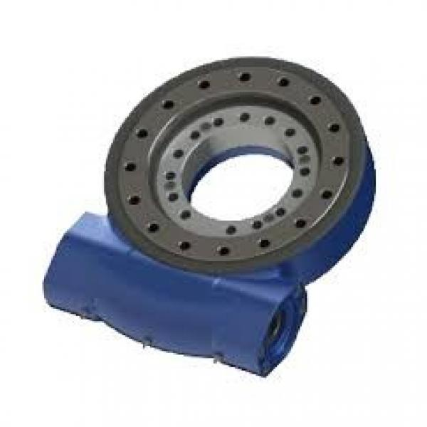Single Row 50 Mn Hardened Gear Outer Gear Slewing Ring Bearing For Boom Truck #3 image