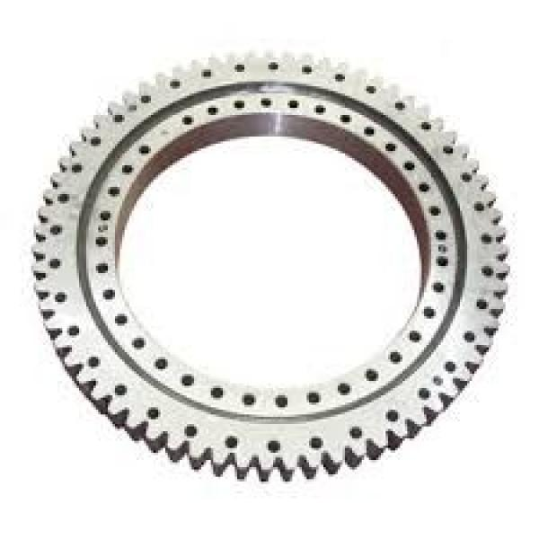 Single Row Ball Slewing Bearing External Gear for Excavator #2 image